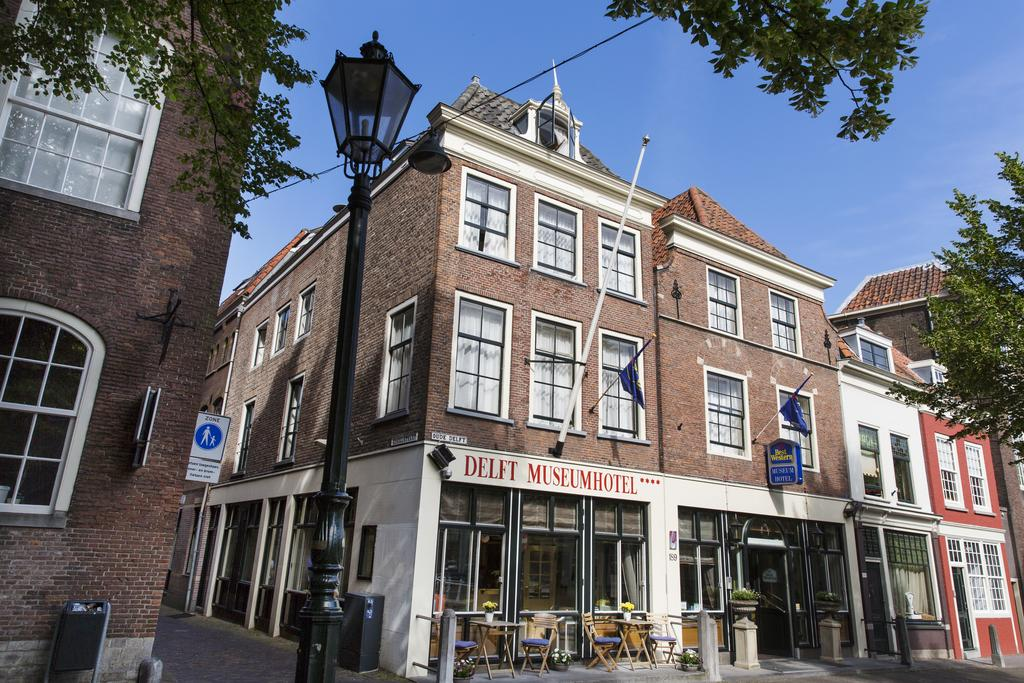 Monumentaal Museum Hotel in Delft