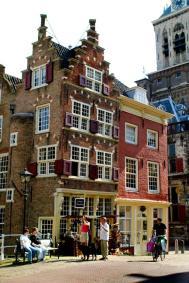 Bijzondere Overnachting Origineel Overnachten Monumentaal Museum Hotel in Delft8