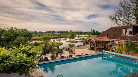 Romantische 4-sterren overnachting in Guesthouse Ensenada in Zeeland