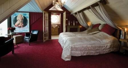 Bijzondere Overnachting Origineel Overnachten Romantische 4-sterren overnachting in Guesthouse Ensenada in Zeeland14