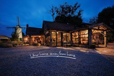 Bijzondere Overnachting Origineel Overnachten Romantische 4-sterren overnachting in Guesthouse Ensenada in Zeeland2
