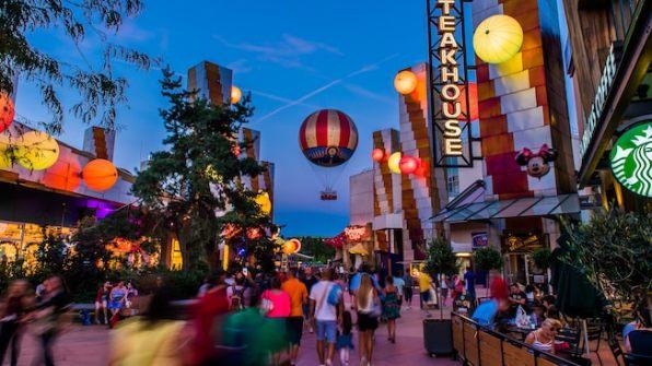 Bijzondere Overnachting Origineel Overnachten Slapen in Disneyland Parijs12