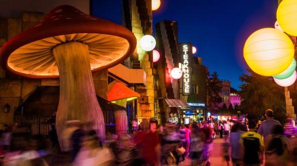 Bijzondere Overnachting Origineel Overnachten Slapen in Disneyland Parijs13