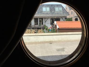 Bijzondere Overnachting Origineel Overnachten Slapen in een wijnvat Hotel Vrouwe van Stavoren6