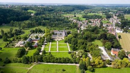 Bijzondere Overnachting Origineel Overnachten Slapen in het Limburgse kasteel Chateau St Gerlach2