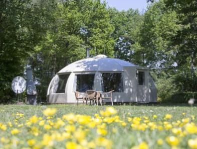 Bijzondere Overnachting Origineel Overnachten slapen in een iglo El Dorado Chaam1