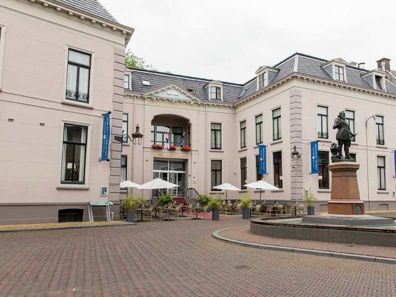 Bijzondere Overnachten Origineel Overnachten Fletcher Hotel Stadhouderlijk Hof Leeuwarden Friesland2