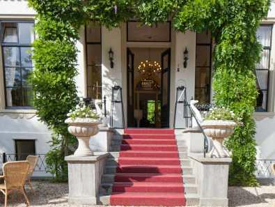 Bijzondere Overnachting Origineel Overnachten Fletcher Hotel Huis Landgoed Eerbeek2