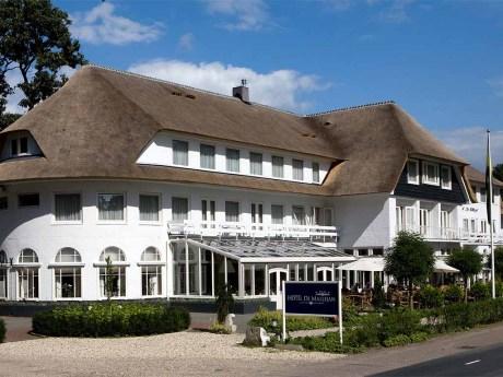 Luxe Fletcher Hotel op de Veluwe nabij Apeldoorn