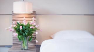 Bijzondere Overnachting Origineel Overnachten Movenpick City Centre Hotel Amsterdam uizicht over Amsterdam16