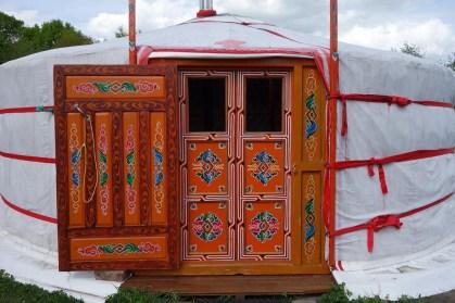 Origineel overnachten in een Mongoolse Yurt3