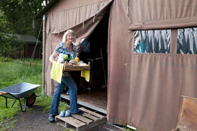 Bijzondere Overnachting Slapen bij de Boer op boerderij het Wesselink Schalkhaar13