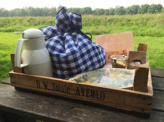 Bijzondere Overnachting Slapen bij de Boer op boerderij het Wesselink Schalkhaar8