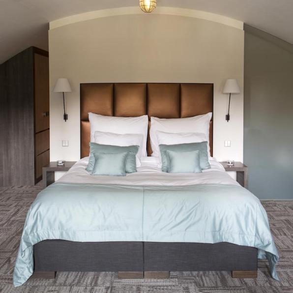Bijzondere Overnachting Origineel Overnachten Slapen in Wellness Resort Fort Beemster1