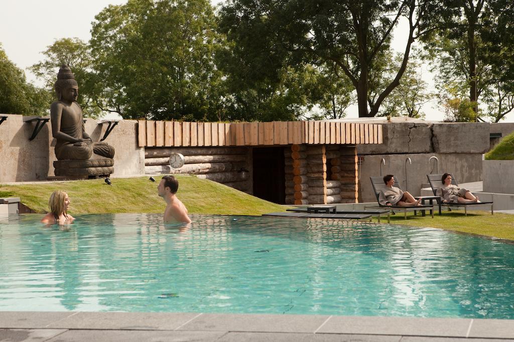 Bijzondere Overnachting Origineel Overnachten Slapen in Wellness Resort Fort Beemster4