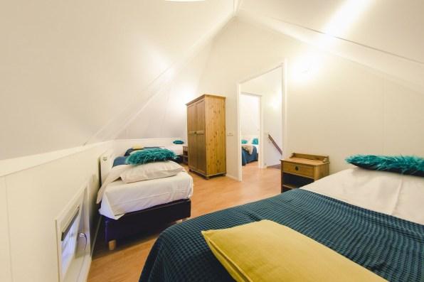 Bijzondere Overnachting Origineel Overnachten Slapen in een hooiberg op een luxe vakantiepark Molke Zuna17