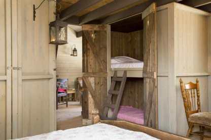 Bijzondere Overnachting Slapen bij de boer BoerenBed Boshuis8