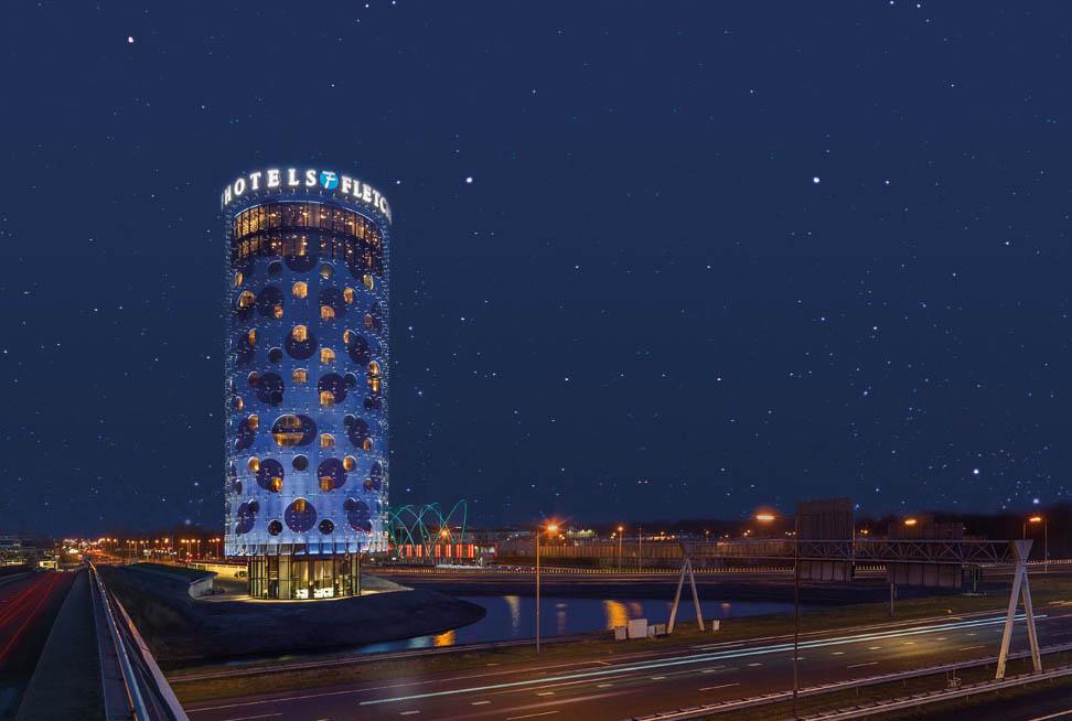 Bijzonder & uniek Fletcher hotel in Amsterdam