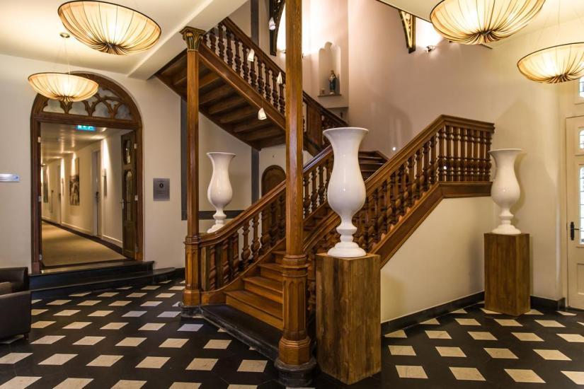 Grand Hotel Merici in Sittard - Slapen in een modern klooster5