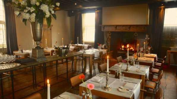 Bijzondere Overnachting Design Hotel Kasteel Coevorden8