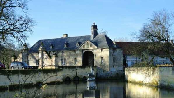 Historisch kasteel Schaloen in het prachtige Limburg2