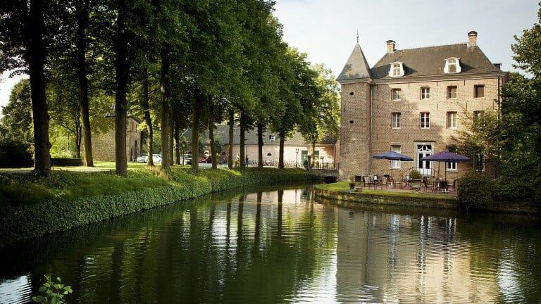 Weekendje in Limburgs Kasteel