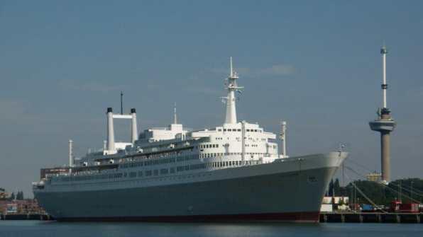 Bijzondere Overnachting Holland Amerikalijn Schip SS Rotterdam13