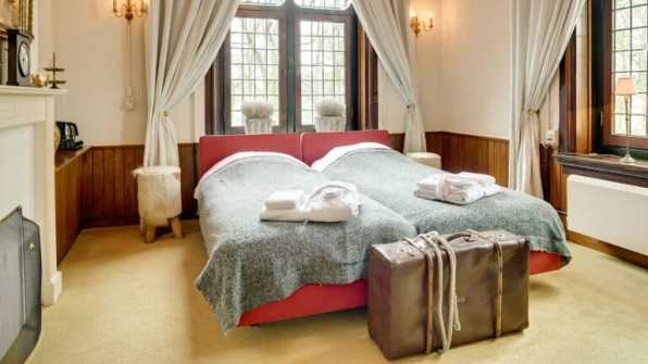 Bijzondere Overnachting Hotel Kasteel de Essenburgh Hierden2