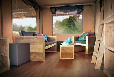 Bijzondere Overnachting Safaripark Resort De Beekse Bergen Hilvarenbeek Brabant12