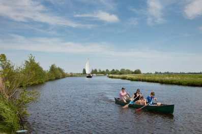 Bijzondere Overnachting Slapen BoerenBed Hoeve Meskenwier Akkrum Friesland12