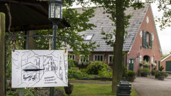 Bijzondere Overnachting Slapen bij de Boer Bed and Breakfast t Moershuis Diepenheim2