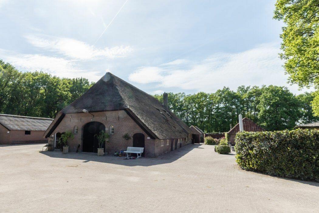 Slapen bij de boer op Landgoed Volenbeek in Ermelo