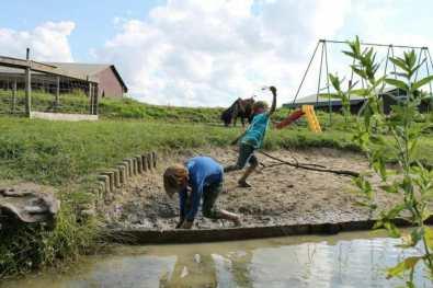 Bijzondere Overnachting Slapen bij de Boer op De Groene Hoeve Wijdenes boerderij Noord-Holland14