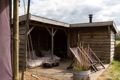 Bijzondere Overnachting Slapen bij de boer Boerderij de Kalverweide Steenwijk Drenthe11