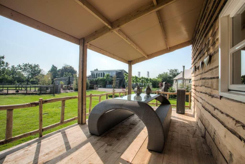Bijzondere Overnachting Slapen bij de boer Guesthouse De Heide Oeffelt Brabant4