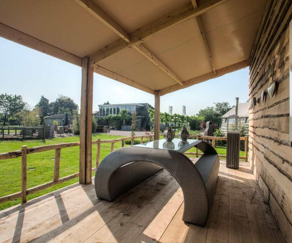 Guesthouse De Heide in het Brabantse Oeffelt