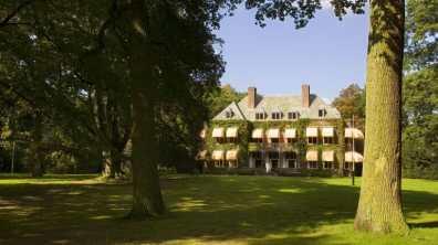Bijzondere Overnachting hotel brabant landgoed Huize Bergen in Vught2