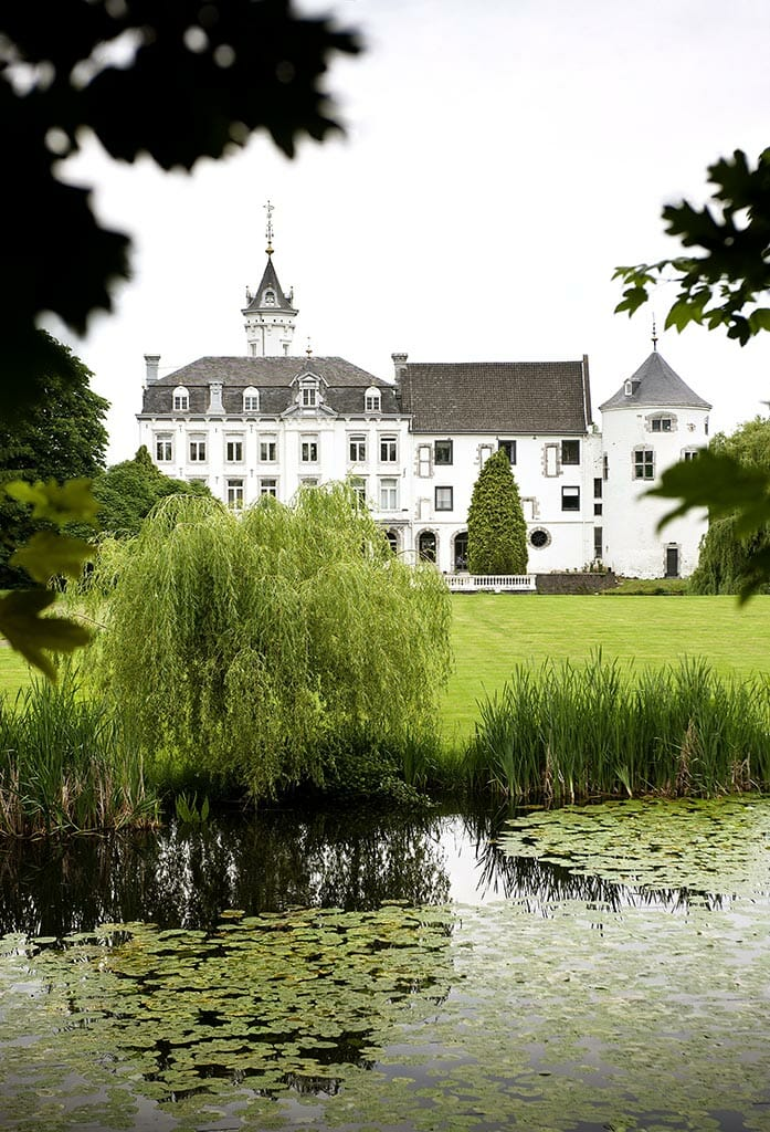 Bijzondere Overnachting Hotelschool Maastricht Chateau Kasteel Bethlehem1