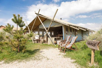 Bijzondere Overnachting Origineel Overnachten Duynpark het Zwanenwater Callantsoog slapen aan de kust11