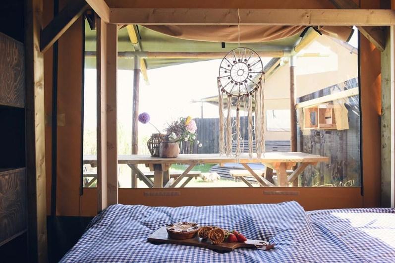 Bijzondere Overnachting Origineel Overnachten Duynpark het Zwanenwater Callantsoog slapen aan de kust15