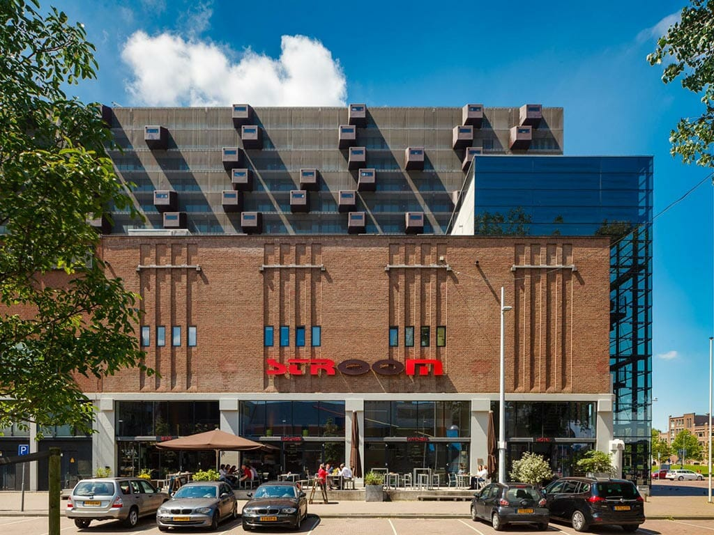 Bijzondere Overnachting Origineel Overnachten Hotel Stroom Rotterdam1