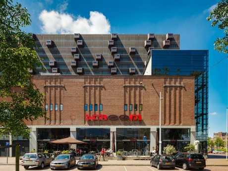 Bijzondere overnachting in een design hotel in Rotterdam