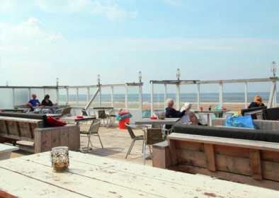 Bijzondere Overnachting Origineel Overnachten Slapen op het strand Castricum aan Zee4