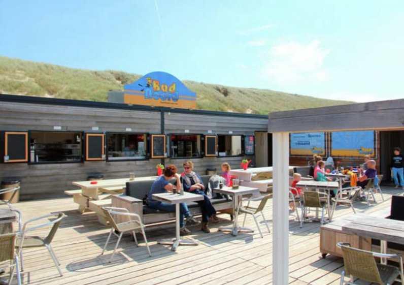 Bijzondere Overnachting Origineel Overnachten Slapen op het strand Castricum aan Zee5