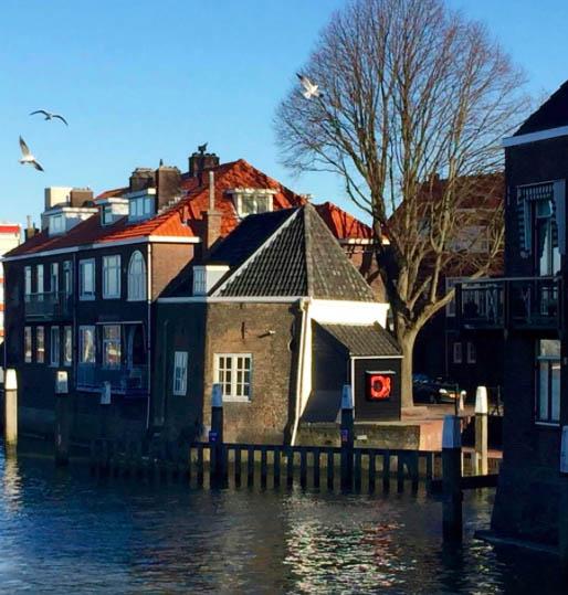 Bijzondere Overnachting Origineel Overnachten Zakkendragershuisje in Dordrecht1