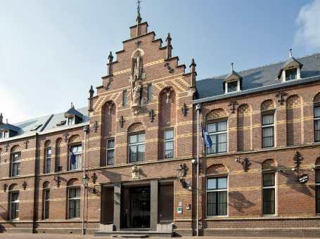 Overnacht in oude kerk Fletcher Hotel Gilde in Deventer