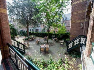 Bijzondere Overnachting Origineel Overnachten voormalige kerk Fletcher Hotel Gilde Deventer12