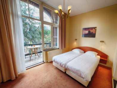 Bijzondere Overnachting Origineel Overnachten voormalige kerk Fletcher Hotel Gilde Deventer7
