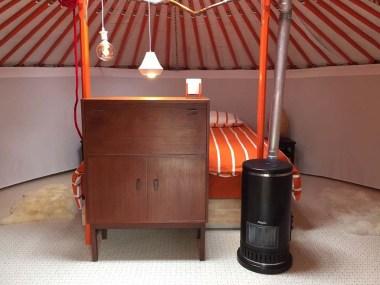Bijzondere Overnachting Slapen in een Yurt met bad Drenthe bij Emmen7