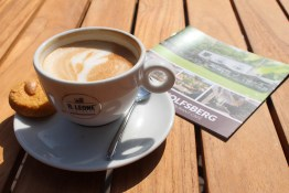 Berg en Dal eerst koffie!